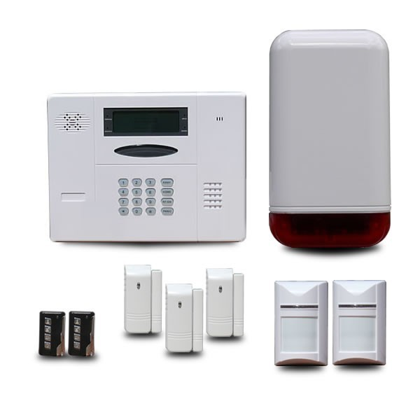 alarme maison sans fil optium ka540. Black Bedroom Furniture Sets. Home Design Ideas