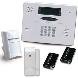 Alarme maison Optium KA210